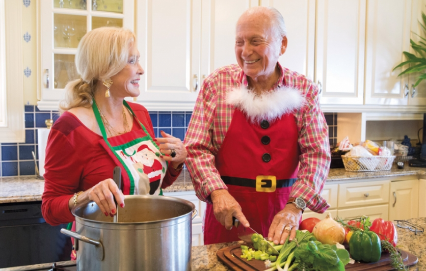 Bill and Margaret Wise
