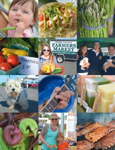 Central Sarasota Farmer's Market