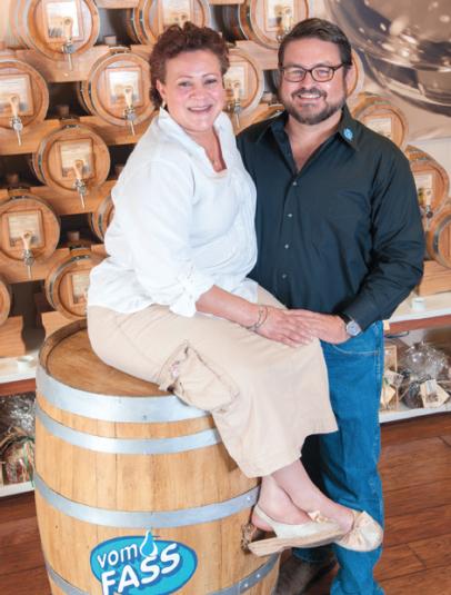 Debbie Kay and Robert Kay