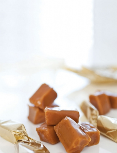 Courto's Katas: Homemade Caramels, Toffees, and Brittles