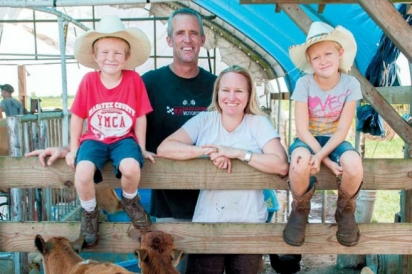 The Jersey Acres Farm Family