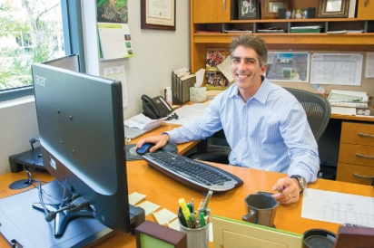 Florikan President Eric Rosenthal.