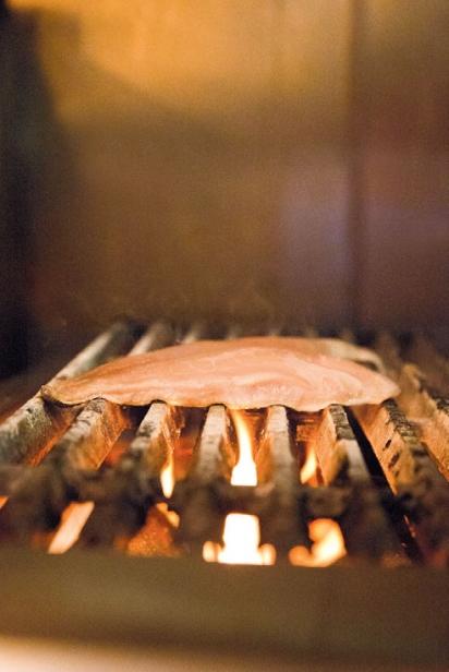 pompano grilling