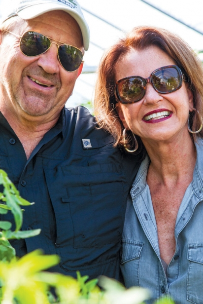 Owners Jim and Kathy Demler
