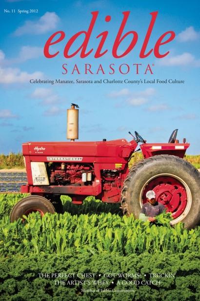 Edible Sarasota spring 2012 issue