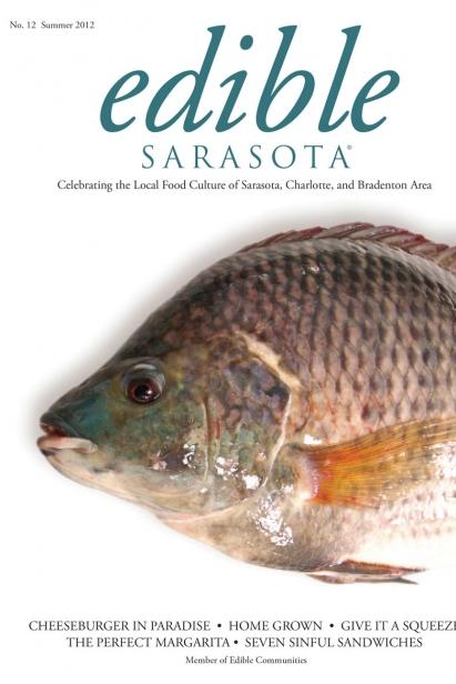 Edible Sarasota summer 2012 issue