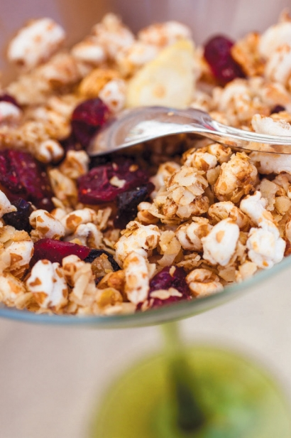 Granola from Tanya's Toasted Oats