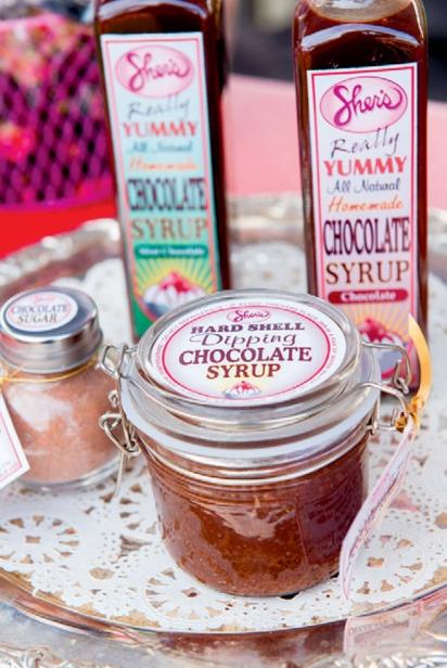 Sher's Chocolate Sauce