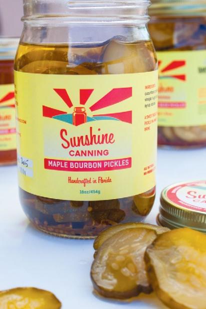 Sunshine Canning