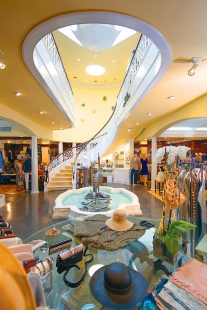 The Met fashion house and day spa on Lido Key