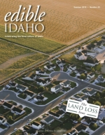 The Land Loss issue Summer 2018 Edible Idaho