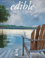 Edible Columbia Summer 2018 cover