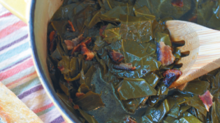 Healthy Southern-Style Collard Greens
