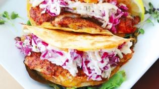 Seared Grouper Tacos
