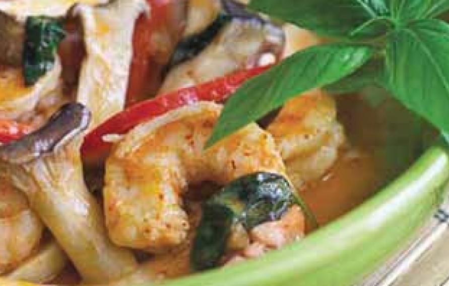 10-Minute Thai Shrimp Curry | Edible Sarasota
